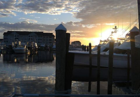 Crystal Dawn Head Boat Fishing and Sunset Cruise, Midnight Party Cruise